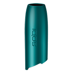 Cappuccio Colorato IQOS 3, Electric Teal, medium